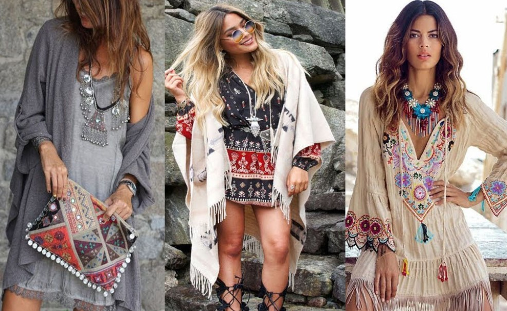Boho cardigans complete your bohemian fashion style