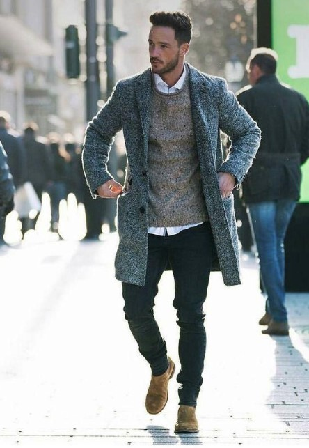 Knitwear and Tailoring