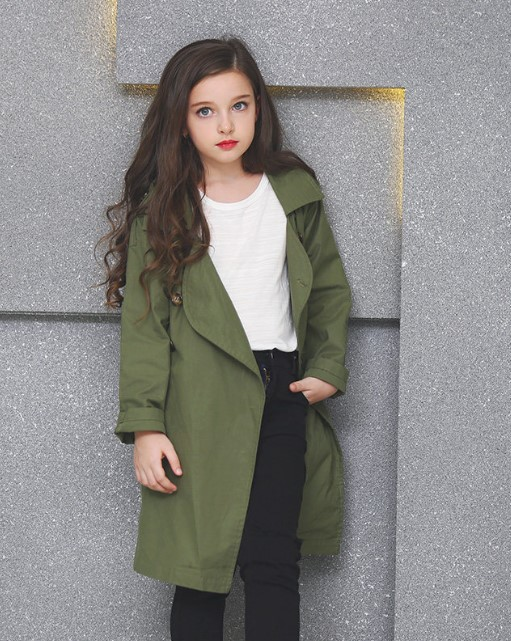 Long Coats for Teens Comfortability